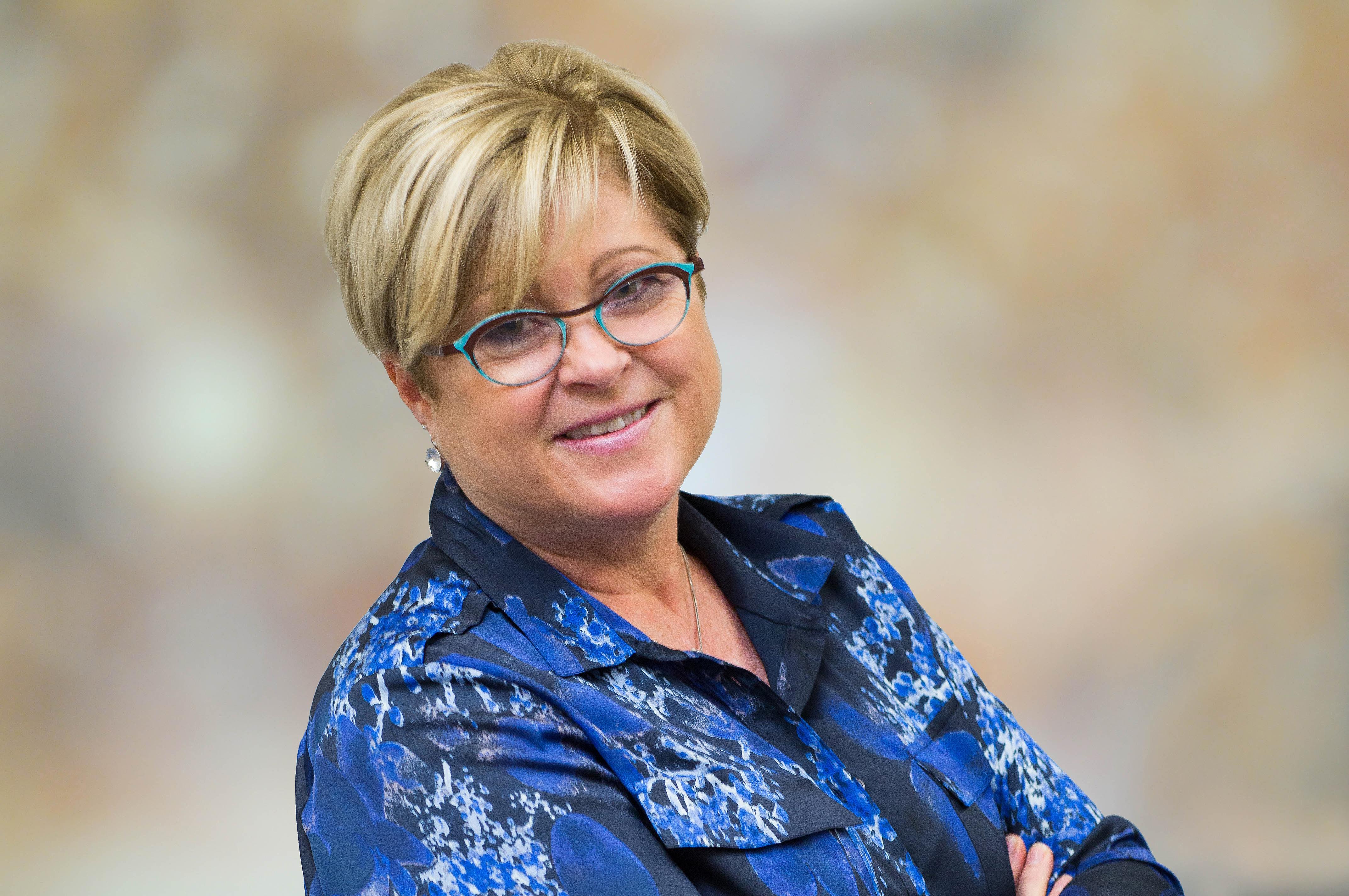 Cheryl McBain, CMP